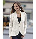 Together Cable Knit Cardigan