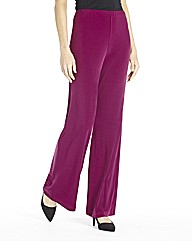 Joanna Hope Jersey Palazzo Trouser 29in