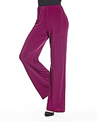 Joanna Hope Jersey Palazzo Trouser 31in