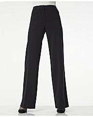 Wide Leg Trousers Length 30in