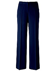 Wide Leg Trousers Length 33in