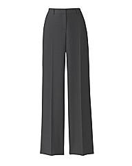 Wide Leg Trousers Length 33in