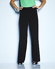 Wide Leg Trousers Length 30in