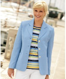 Summer Blazer Length 25in
