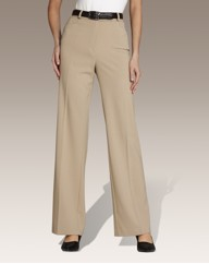 Slimma Wide Leg Trousers Length 28in