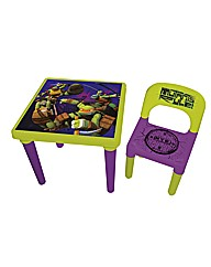 TMNT My 1st Activity Desk Set