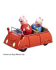 Peppa Pig Webbles Wobbly Car