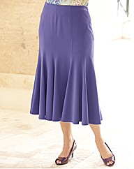 H&O Tailored Skirt Length 30in