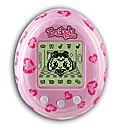 Tamagotchi Friends- Pink Heart Leopard