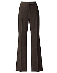 Bootcut Trousers Short Length 28in
