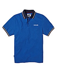 Nickelson Blue Polo