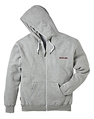 Nickelson Grey Marl Hoody
