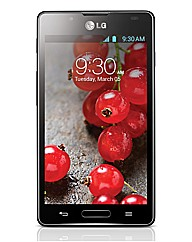 LG P710 Optimus L7II Black Mobile