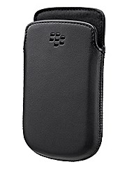 BlackBerry 9720 Pocket Case - Black