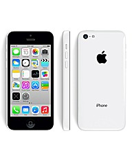 iPhone 5C with Charger - White 16GB