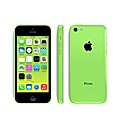 iPhone 5C with Charger - Green 16GB