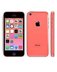 iPhone 5C with Charger - Pink 16GB