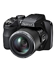 Fuji Finepix S9200 Camera - Black
