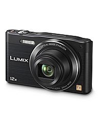 Panasonic DMC-SZ8EB Camera - Black