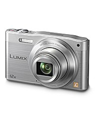 Panasonic DMC-SZ8EB Camera - Silver