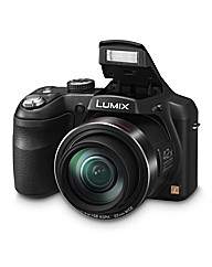 Panasonic DMC-LZ40EB Camera - Black