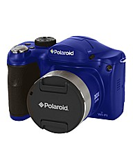 Polaroid 30 x Optical Camera Blue