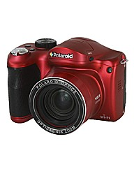 Polaroid 40x Optical Camera Red