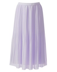 Pleat Skirt Length 29in