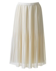 Pleat Skirt Length 32in