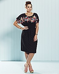 And Abigail Print Dress