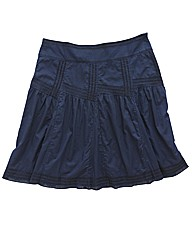 Time Out Detailed Skirt