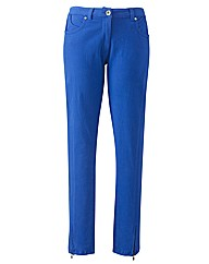 Time Out Zip Trim Trousers
