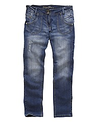 Time Out Straight Leg Jeans