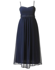 AX Paris Sequin Trim Maxi Dress