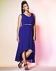 Grazia High Low Hem Dress