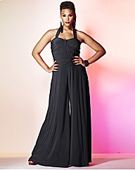 Grazia Super Wide Leg Jumpsuit