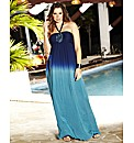 Rise Nadia Halter Maxi Dress