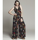 Bespoke Jane Petite Print Jumpsuit