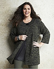 Jeffrey & Paula Knitted Cardigan