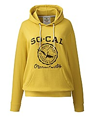 Timeout Hooded Top