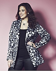 Anna Scholz Jewel Print Jacket