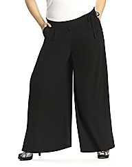 Luxe Wide Leg Trouser
