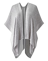 Luxe Sequinned Wrap