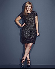 Rise Sally Sequinned Dress