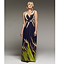 Project D London Piccadilly Maxi Dress