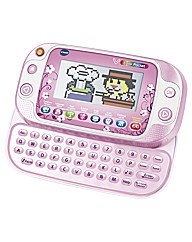 Vtech Colour Pocket Laptop Pink