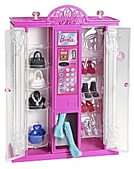 Barbie Life in a Dreamhouse Fashion Vend