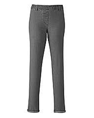Jeffrey & Paula Slim Leg Jeans