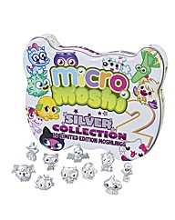 Moshi Monsters Silver Collectors