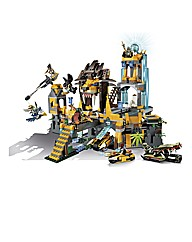 Lego Chima The Lion Chi Temple
